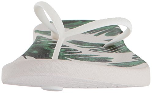 Freewaters Womens Becca Print Sandal Banana Leaves ezpAPYy