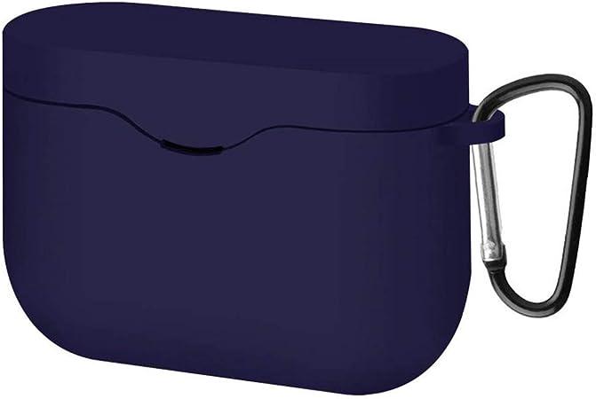 Colorful Elektronik Für Sony Wf 1000xm3 True Wireless Noise Cancelling Kopfhörer Tasche Silikonhülle Schlank Und Leicht Hülle Stoßfeste Schutzhülle Für Sony Wf 1000xm3 Kopfhörer Blau Sport Freizeit