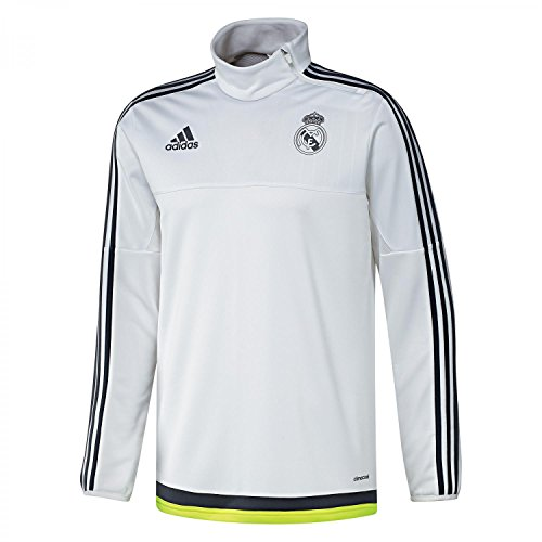 Blanco Training Herren adidas Gris Madrid Real Sweatshirt Lima S88966 x4Y41qRgPw