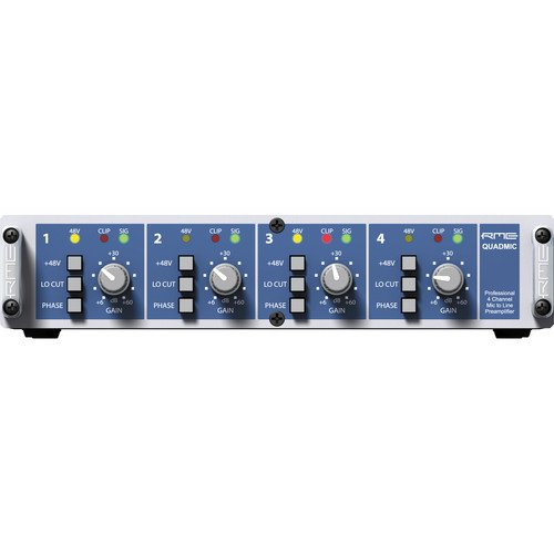 4 Channel Mic Preamp - 5