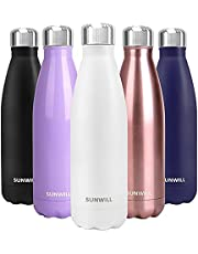 SUNWILL Insulated Water Bottle