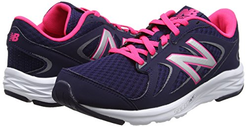 Femme Multicolore B Navy New Chaussures 490v4 Balance de Fitness AwxqBTYC