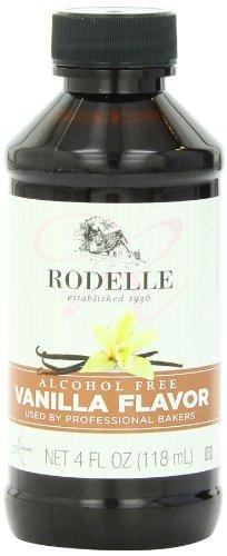 vanilla extract alcohol - 4