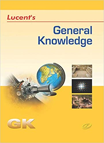 Buy Lucent's General Knowledge (Old Edition): 5th Edition