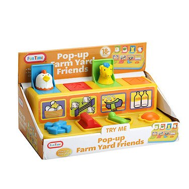 Fun Time Pop up Farm Friends product image