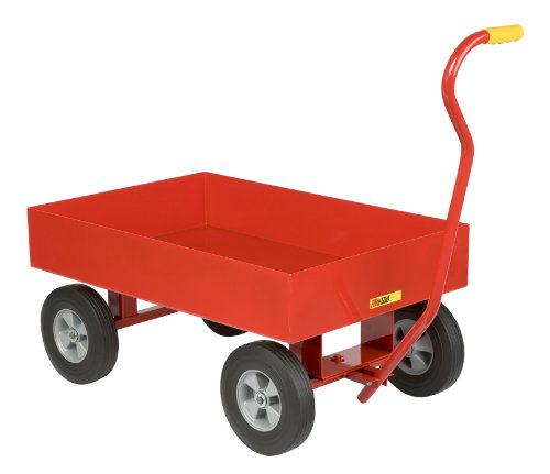 little-giant-ldw2436-x6-10p-steel-solid-deck-wagon-truck-with-6-high-sides-10-x-3-1-2-pneumatic-whee