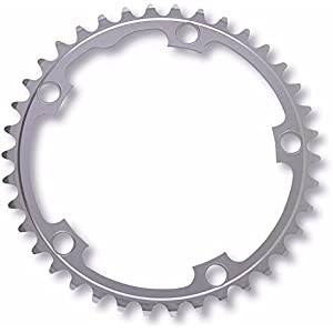 50-36 , Truvativ Chainring Road 50T 5 Bolt 110 mm BCD Double Steel Matte Black