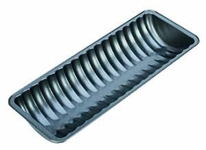 Tescoma Premium - Molde semicircular para horno (31 x 12 cm)