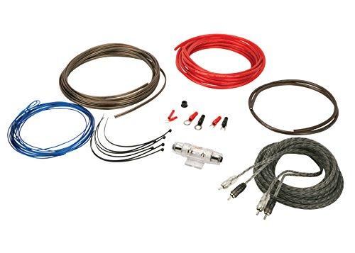 SCOSCHE X2AKA65 High Current Single Amp Kit