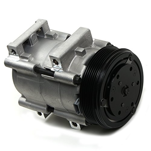 Mazda 6 A/c Compressor - NEW ACC58169 AC A/C Compressor with 6 Grooves Clutch for FORD Ranger & MAZDA B2300 2.3L 138 2001-09