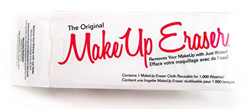 Makeup Eraser The Original Facial Exfoliator, White
