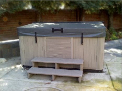 Beyondnice Deluxe Hot Tub Cover