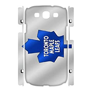 Samsung Galaxy S3 I9300(3D) Phone Case Toronto Maple Leafs