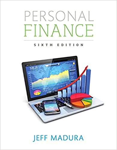 Personal Finance 6th Edition Pearson Series In Finance