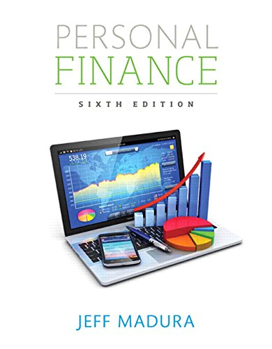 Personal Finance (6th Edition) (Pearson Series in Finance)