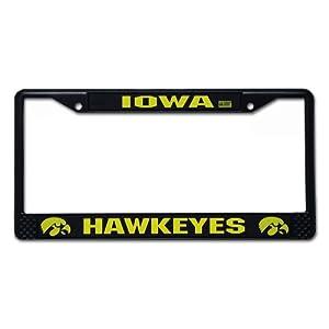 Rico Iowa Hawkeyes Chrome Frame, ( FBC250101 )