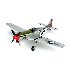 ParkZone U2400 Ultra-Micro P-51D Mustang RTF with AS3X
