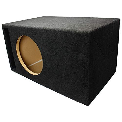 - LAB SlapBox 2.65 ft³ Ported/Vented MDF Sub Woofer Enclosure Box for Single Orion 12