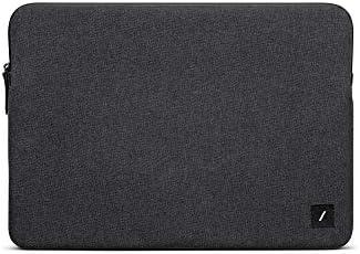 Native Union Stow Lite MacBook sleeve 13Minimalistische slimsleeve met 360graden beschermingCompatibel met MacBook Air 13 2018 en later MacBook Pro 13 2016 en later Slate