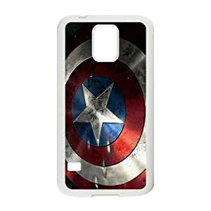 Ipad Captain America Cell Phone Case for Samsung Galaxy S5 by ruishername