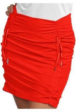 Antigua Ladies Cinch Golf Skort Cherry X-Large ()