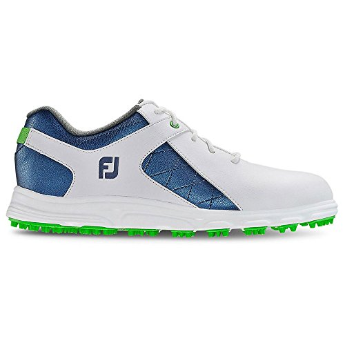 FootJoy Kids' Junior Spikeless Pro/SL Golf Shoes (2.0) (Footjoy Golf Shoes Spikeless)