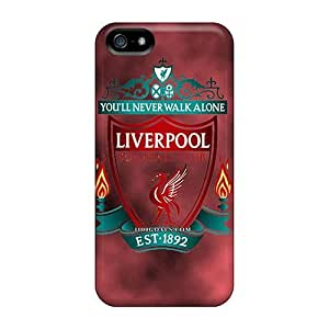 QQv827bQTi Case Cover, Fashionable Iphone 5/5s Case - Liverpool Football Club