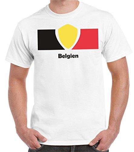 2store24 Cup Camiseta hombre World f para de 2018 Bandera Bpg4Aq