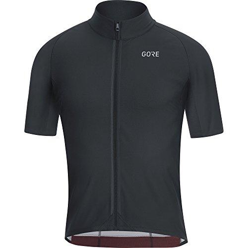 vent C7 De Courtes 100186 M Couleur Gore Coupe Windstopper Wear Jersey Maillot Sur Route Manches Homme À Noir Noir Cyclisme Taille XwXY7HpP