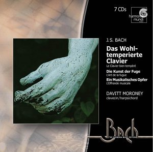 Bach: Well-Tempered Clavier (Das Wohltemperierte Clavier) / The Art of the Fugue (Die Kunst der Fuge) / Musical Offering (Musikalisches Opfer)
