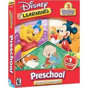 Amazon.com: DISNEY Learning Preschool with Pooh and Mickey