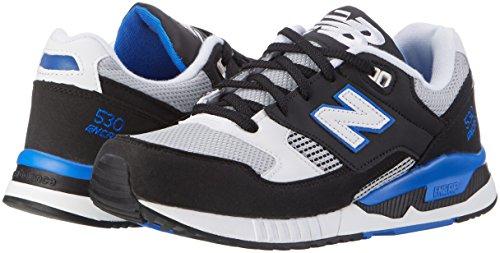 Multicolore Sneakers Balance blue Homme Lifestyle black New Basses xXpvEnwq