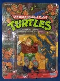 1989 General Traag - Tortugas Ninja: Amazon.es: Juguetes y ...