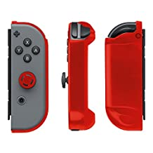 PDP Nintendo Switch Joy-Con Armor Guards (2) Pack-Red - Nintendo DS
