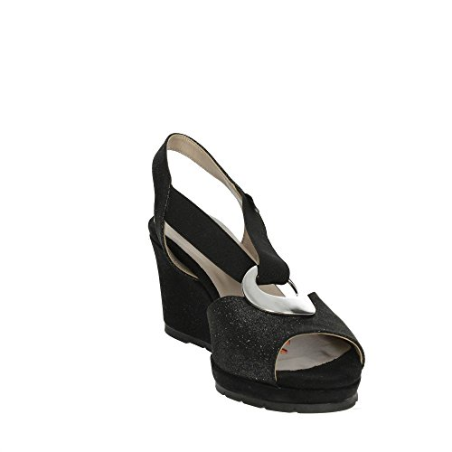 Cinzia Soft 51551CS Sandalias Mujer Negro