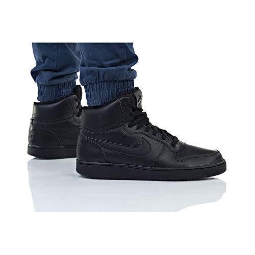De Nike black Homme Fitness Chaussures Ebernon black Noir Mid 004 qwwpS1R
