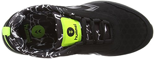 Trainstar Black Shoes Black Indoor 2001 Hummel Black WoMen Y1nawxB