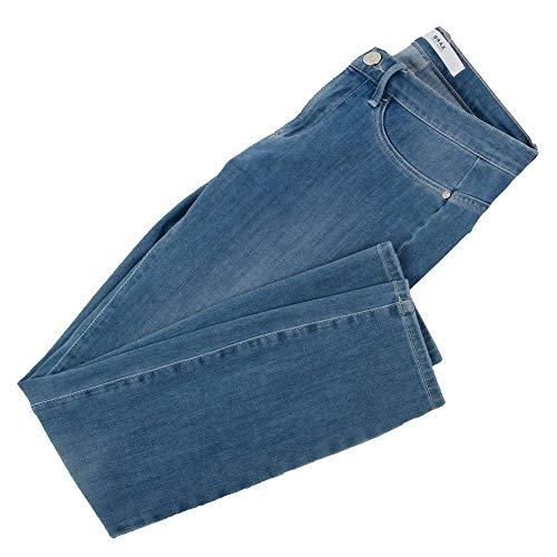 Skinny 27 Vintage Spice Blu Verkürzte Denim Ppt Jeans Brax Up Donna used S Push Light Five Stretch Blue Pocket U6q7qdxwE