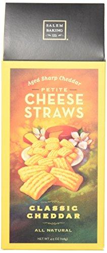 Straw Clssc Chdr (Pack of 6) (Elegant Straw)