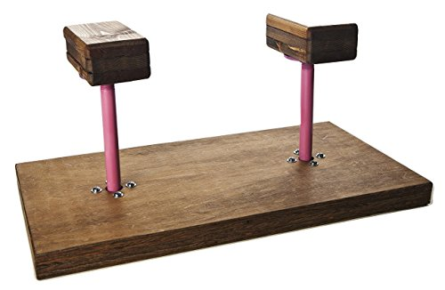 Handstand Canes by Denver Circus Supply (hidden brackets, fixed base) by Denver Circus Supply