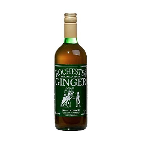 Rochester Ginger Wine - Non Alcoholic - 725ml by Rochester