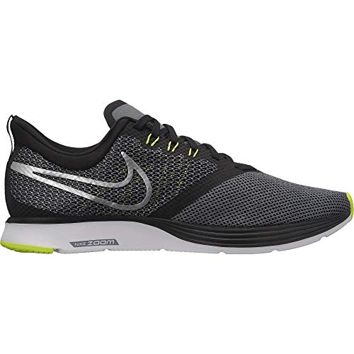 Black Volt NIKE 005 Grey Zoom Basses Sneakers Homme Metallic Silver Strike Cool Multicolore qqYPSA