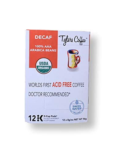 K-cup Decaf Single Serve