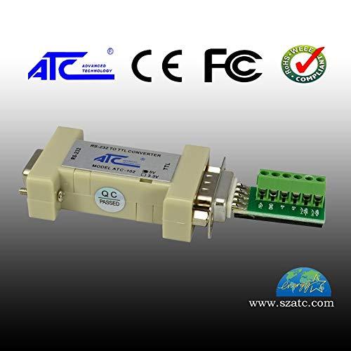 (Lysee 232 turn TTL module converter 232 transfer head monitor control equipment accessories serial to TTL3.3v)