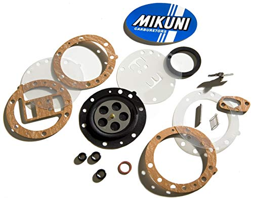 Carburetor Body - Genuine Mikuni BN Round Body Carb Carburetor Rebuild Kit Kawasaki Seadoo Yamaha