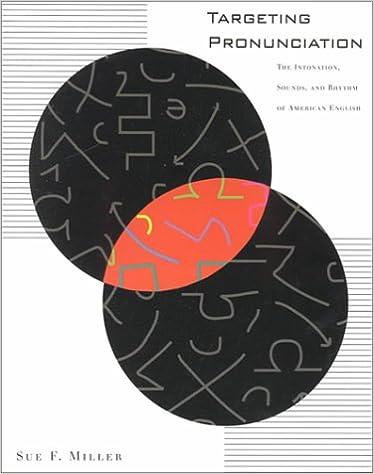 Book Targeting Pronunciation