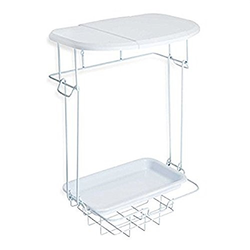 Sunbeam TrashRac 82215 - 5 Gallon Trash Rack System (Low Profile Kitchen Garbage compare prices)