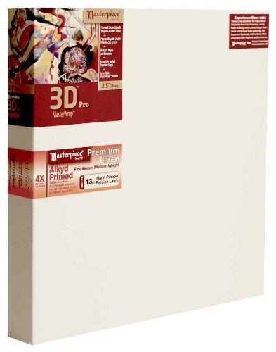 masterpiece-3d-pro-2-1-2-deep-20-x-48-inch-malibu-alkyd-oil-primed-belgian-linen-canvas