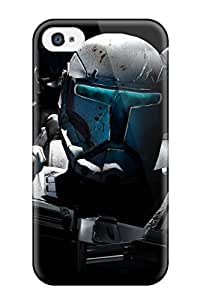 CDOOVIS85SOHsd Snap On YY-ONE Skin For Iphone 4/4s(star Wars Commander)