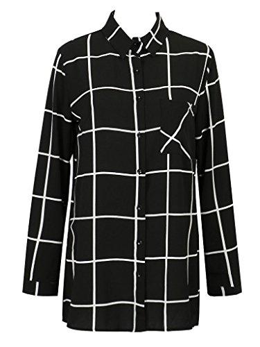PERSUN Womens Versatile Sleeve Pocket